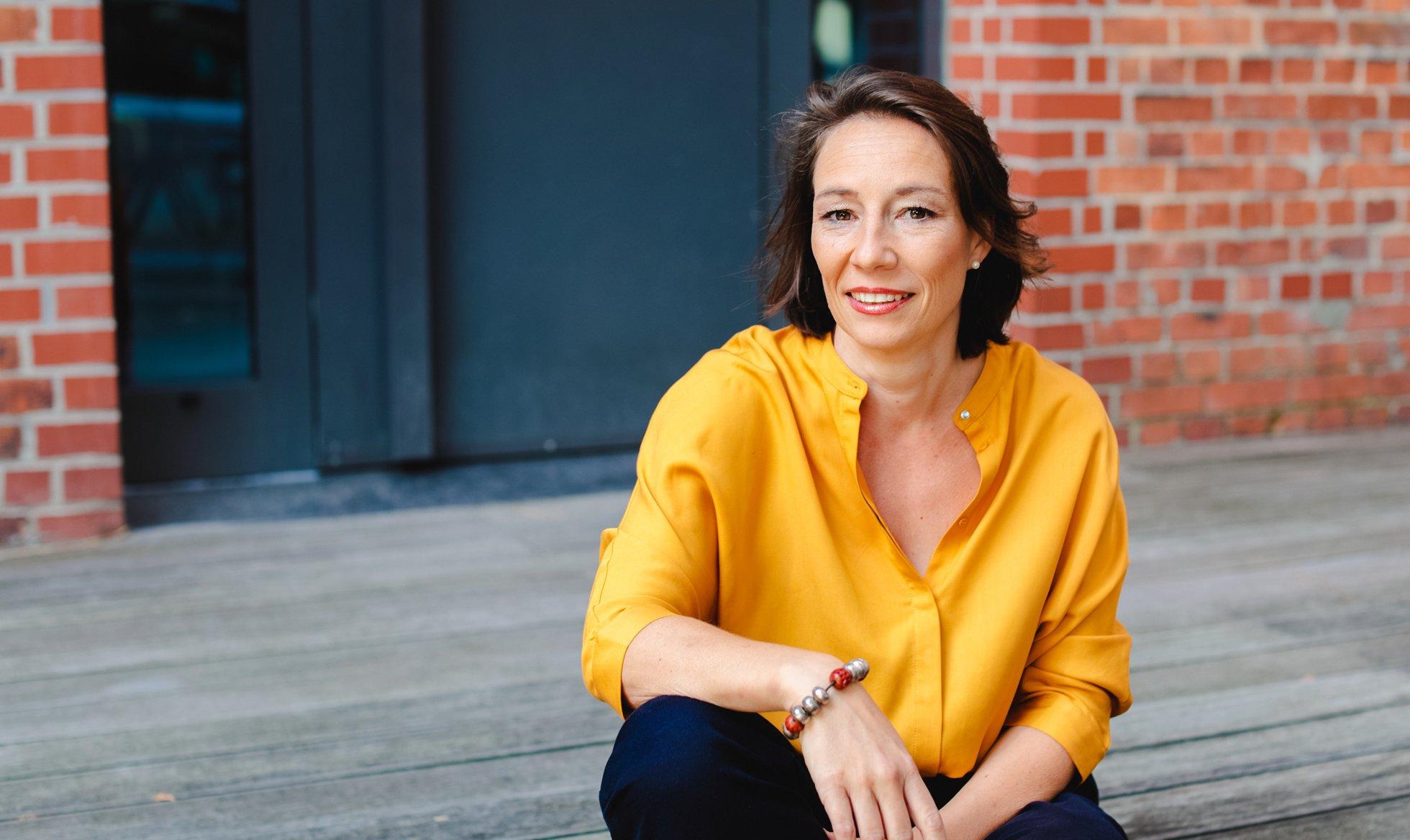Portrait Michaela Brugger - Business trifft Psychologie